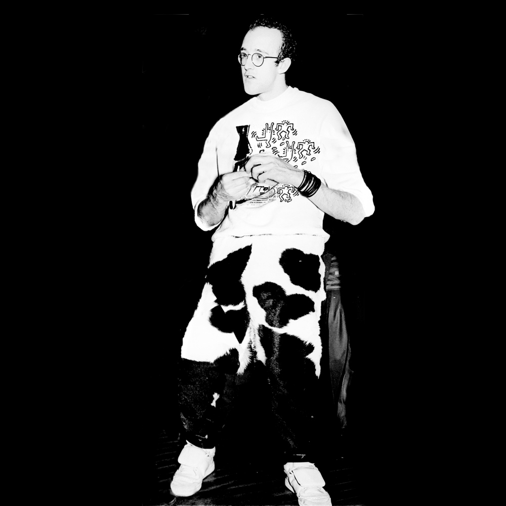 Keith Haring Painter