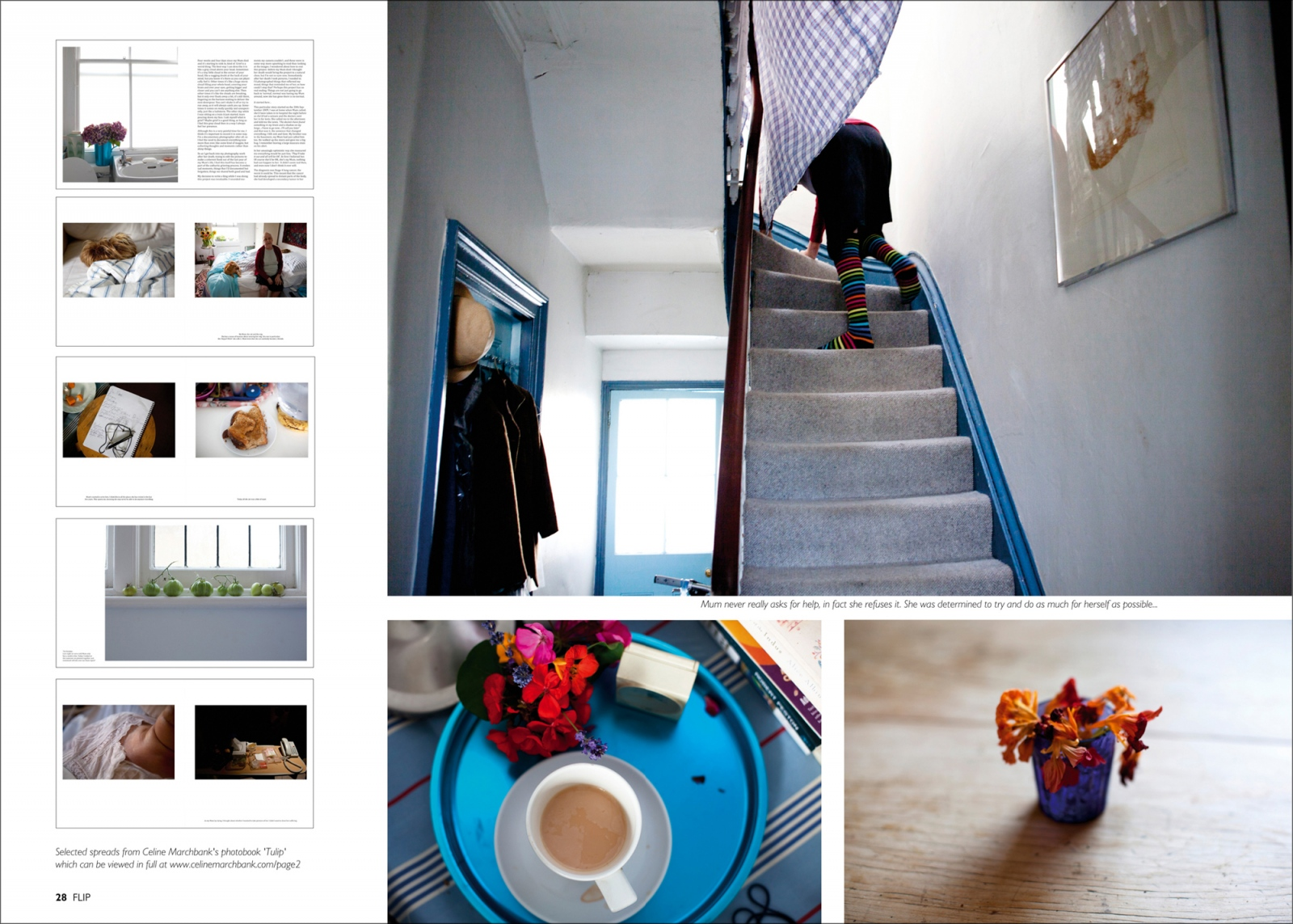 London Independent Photographers Magazine, six page feature
