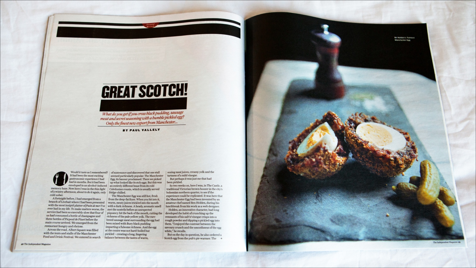 The Independent Saturday Magazine - Food special