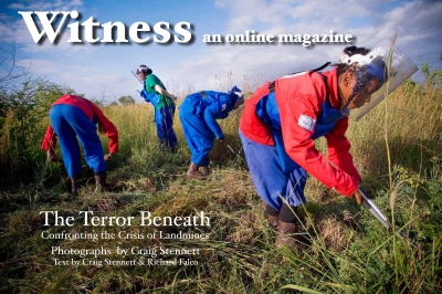 'The Terror Beneath'-Witness (USA)    Mozambique