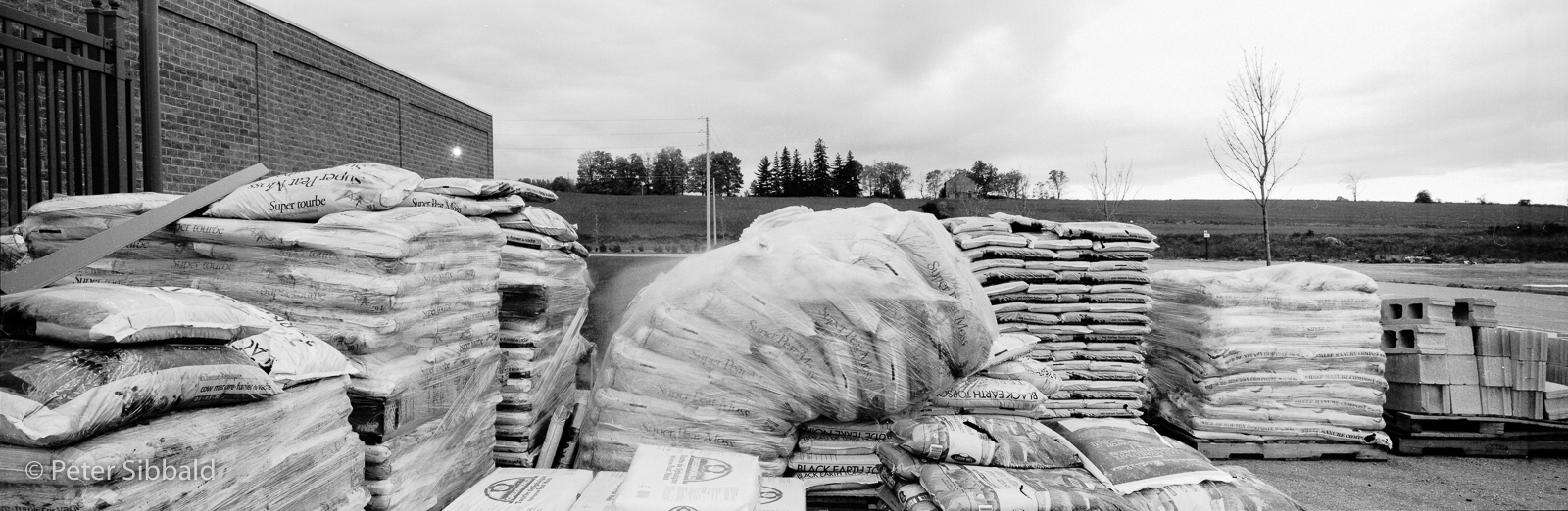 Zehr's Supermarket Topsoil. Approximately 43.52310833N    80.29019348W Circa October 21, 2005