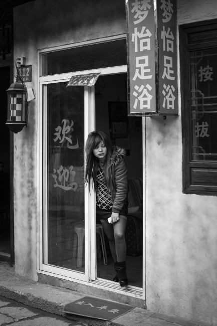 Prostitute, China