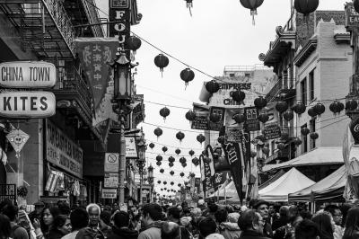 Chinatown, SanFrancisco, CA