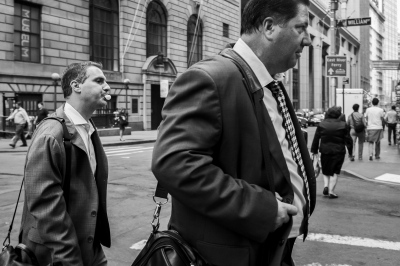Bubble Blowers of Wall Street,NYC