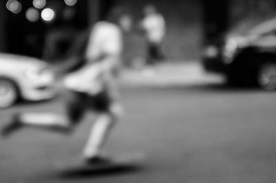 Skater Skatin',NYC
