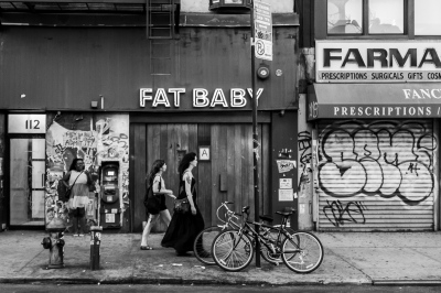 Fat Baby, Lower East Side, NYC