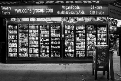 InsideOut Market, Lower East Side, NYC