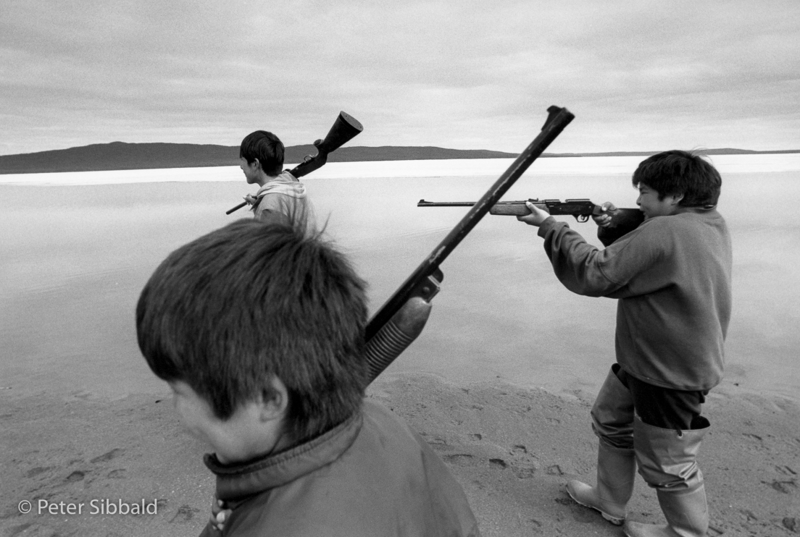 Art and Documentary Photography - Loading 033-three_boys_hunting.jpg
