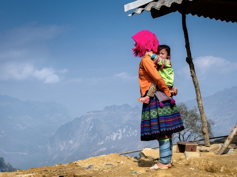 Portraits of Strengh: Ethnic Women in North Vietnam