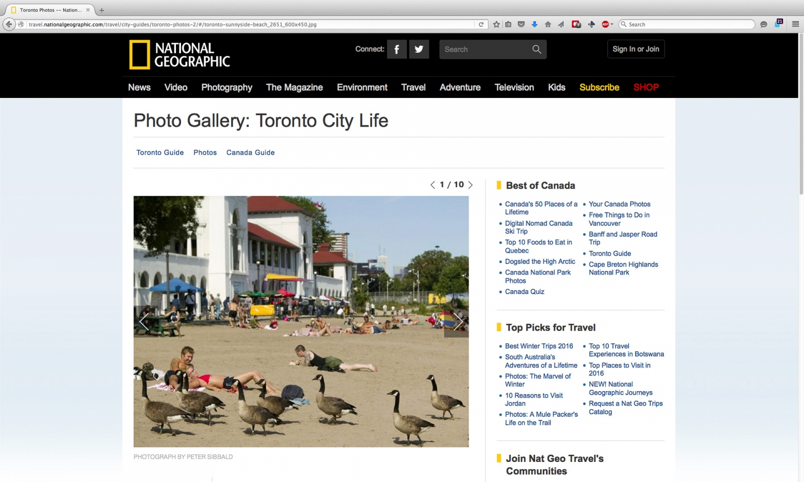 Art and Documentary Photography - Loading 013_NatGeo-Toronto_01.jpg