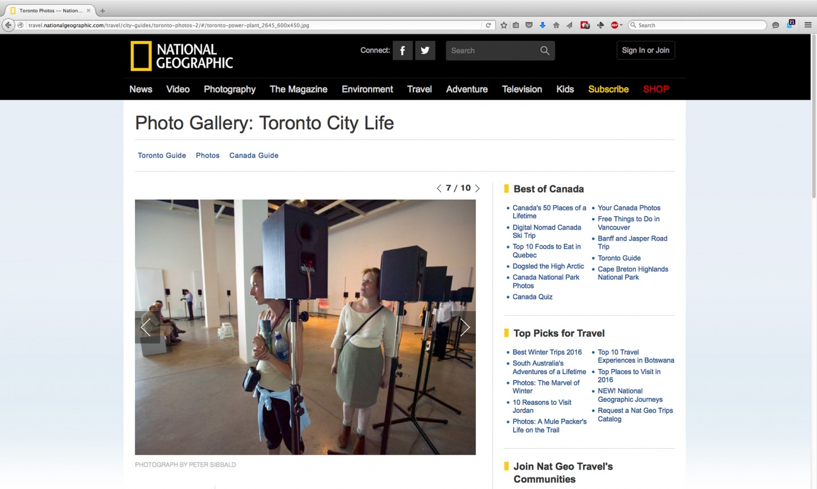 Art and Documentary Photography - Loading 015_NatGeo-Toronto_03.jpg