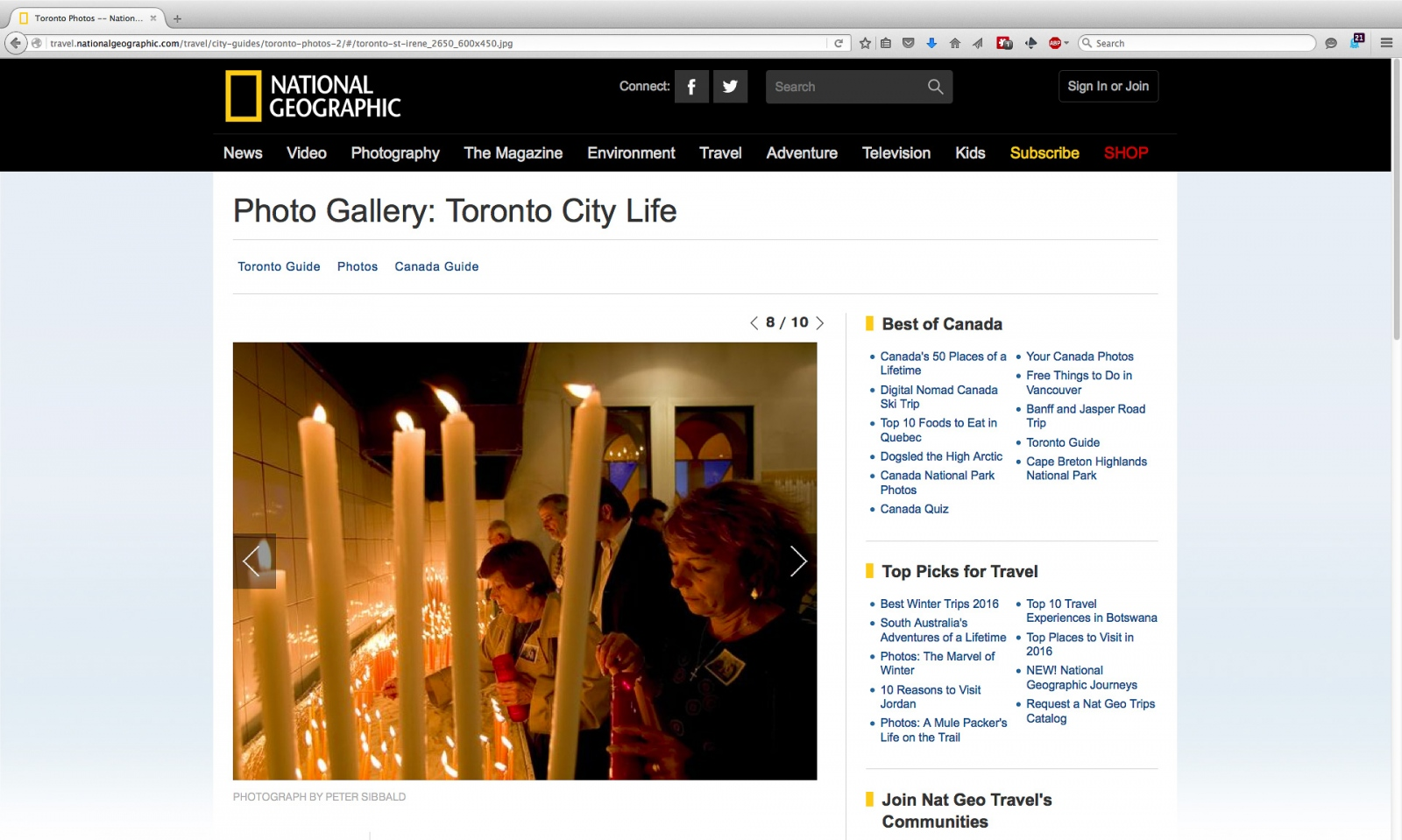 Art and Documentary Photography - Loading 016_NatGeo-Toronto_04.jpg
