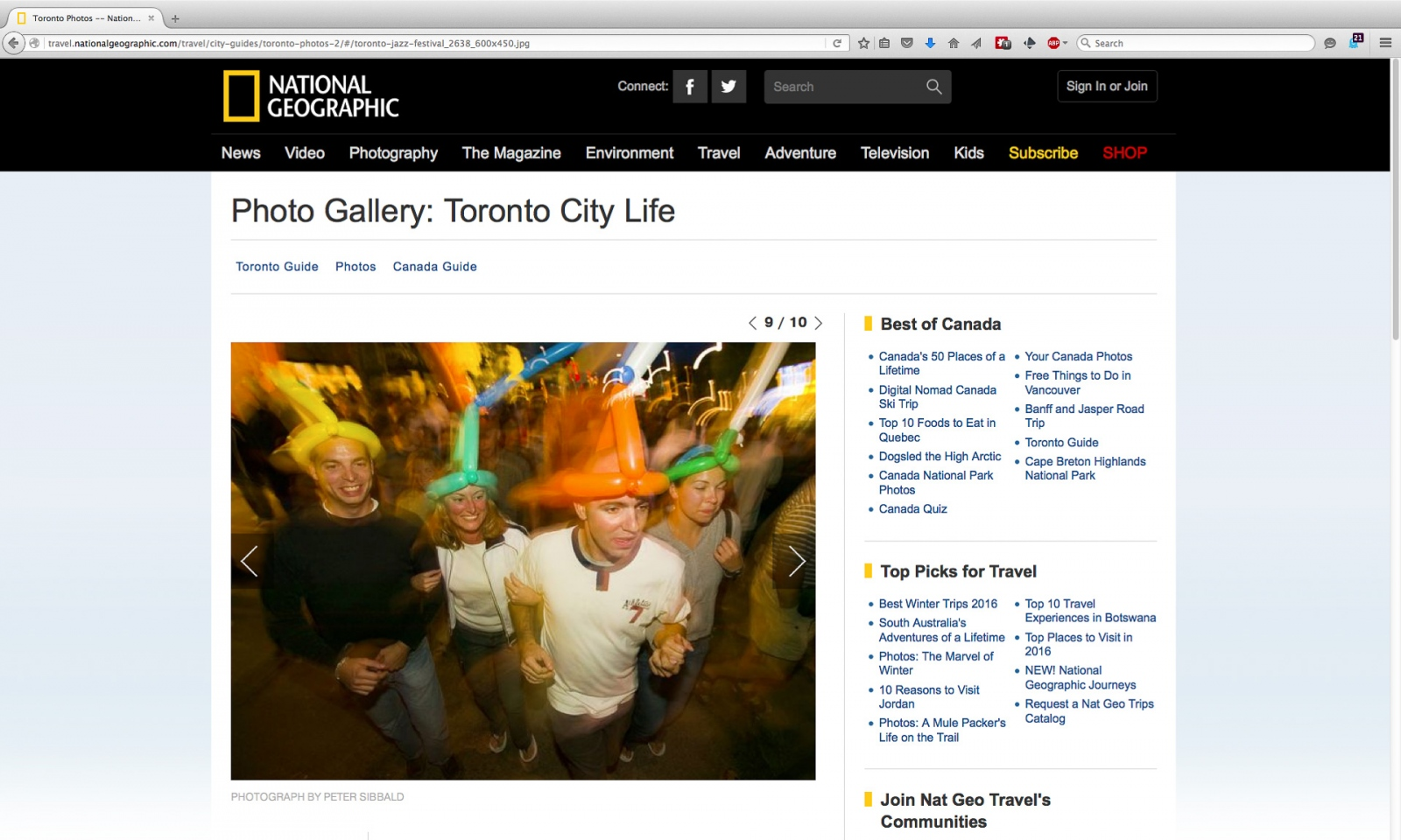 Art and Documentary Photography - Loading 017_NatGeo-Toronto_05.jpg