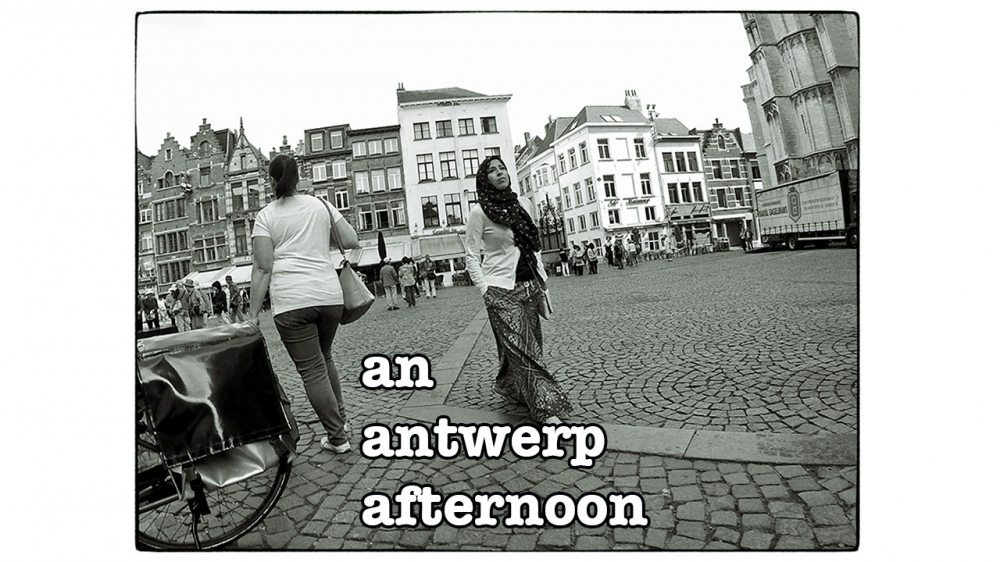 An Antwerp Afternoon