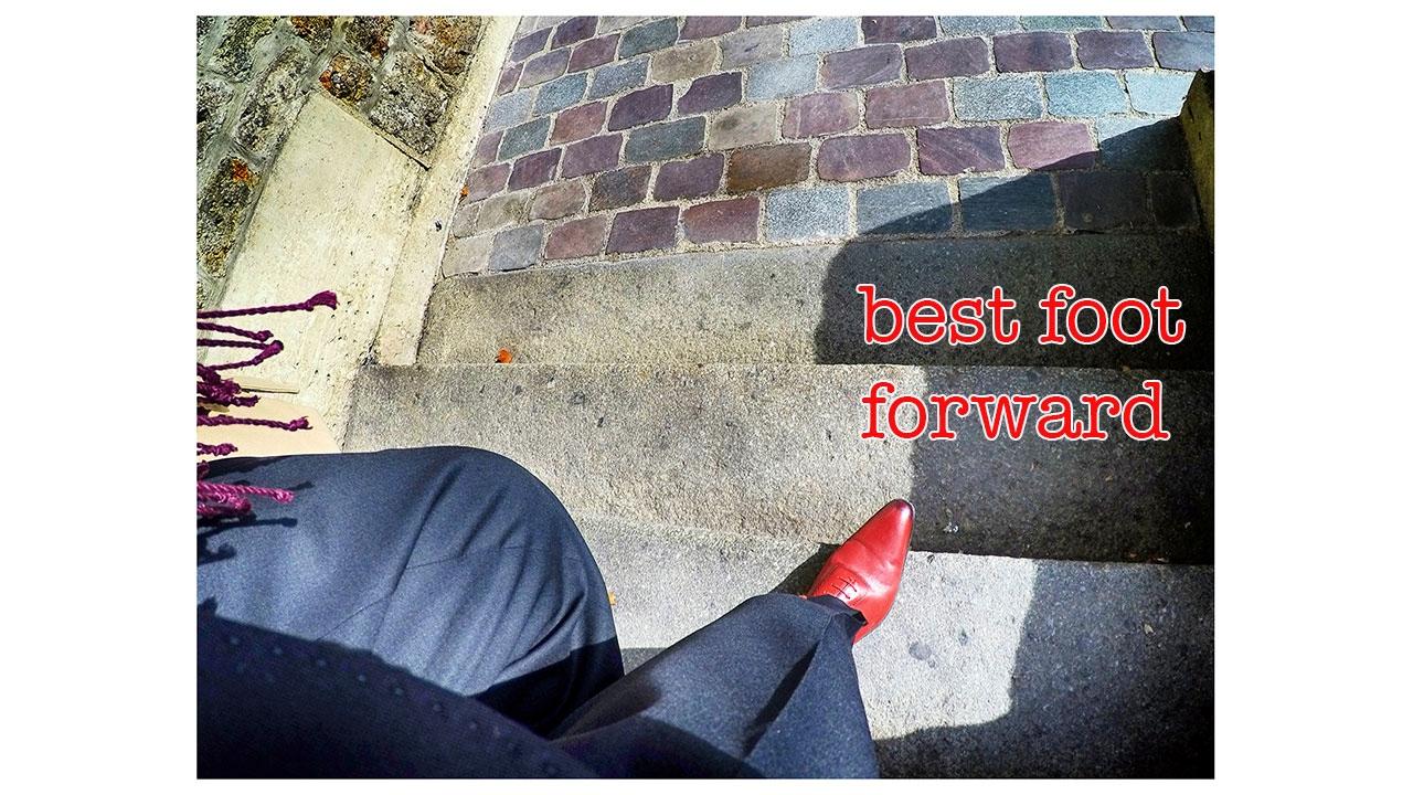 Art and Documentary Photography - Loading best-foot-forward_001.jpg