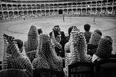 Queens of the fair: las damas goyescas. Ronda.