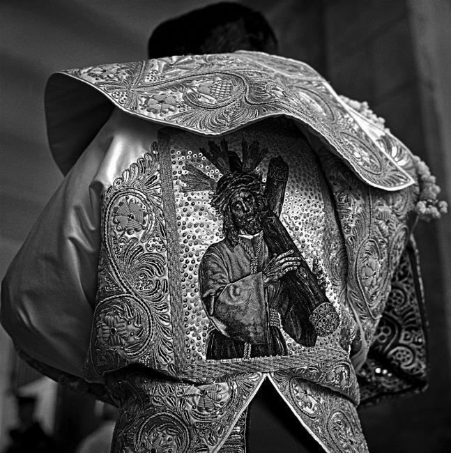 The matador Morante de La Puebla, Seville.