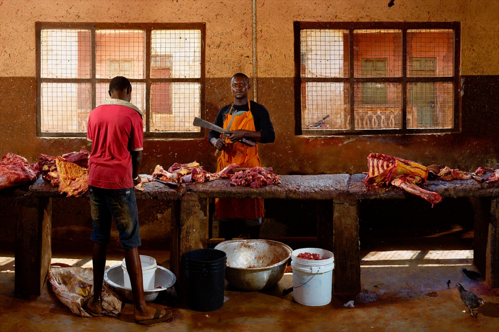 Art and Documentary Photography - Loading Butcher.jpg
