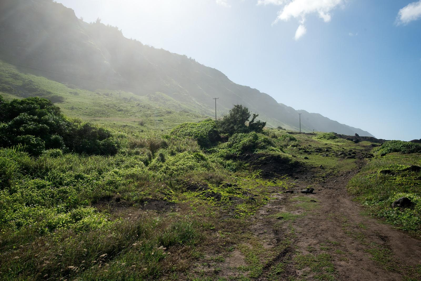 Kaena Park, Hawaii 2016