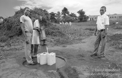 Gift of Life - Water Wells in Uganda