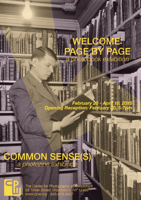 Photography image - Loading 01_WelcomePageByPage_CommonSense(s)_POSTCARD_FINAL.jpg