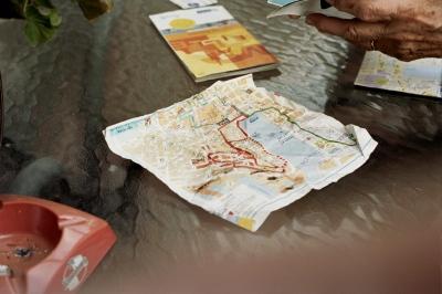 Joan's map of Marsielle, New York, NY
