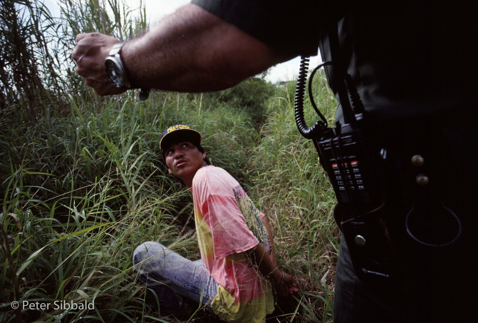 Art and Documentary Photography - Loading 002_nabbed-by-US-Border-patrol.jpg