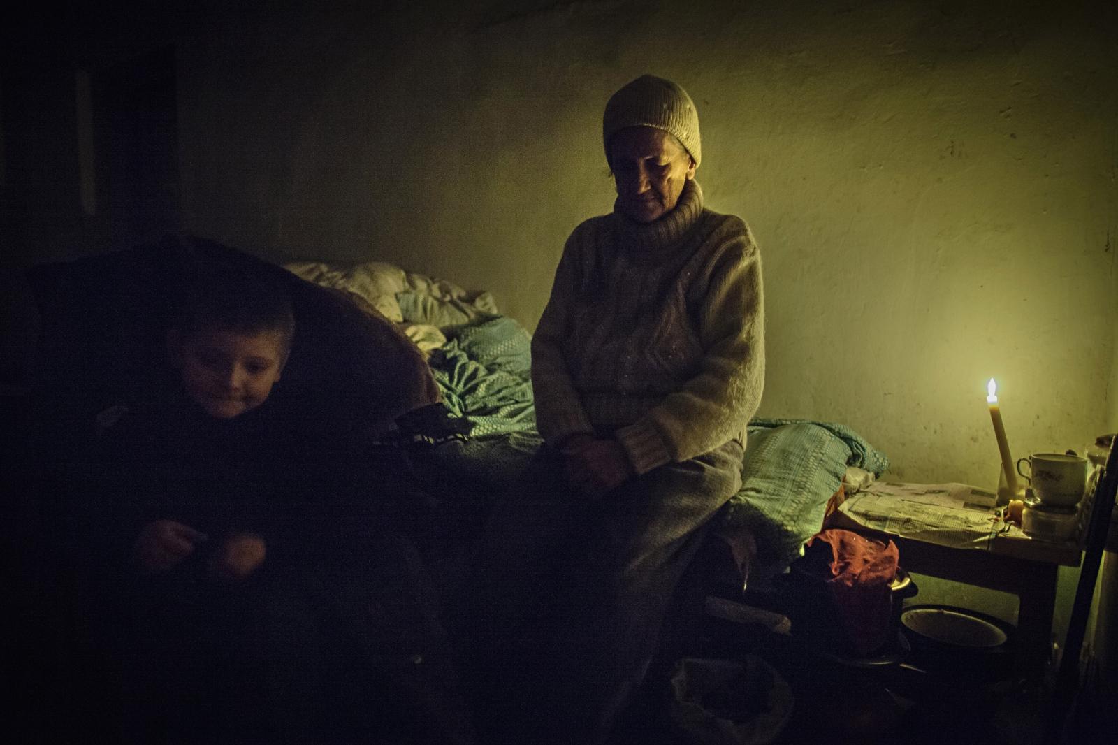 Art and Documentary Photography - Loading DmitriBeliakov-Ukraine_001.JPG
