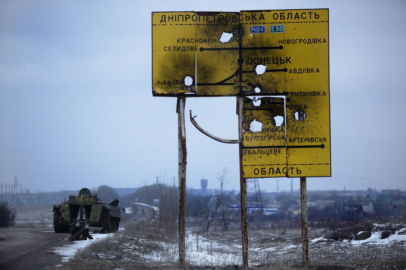 Art and Documentary Photography - Loading DmitriBeliakov-Ukraine_009.JPG