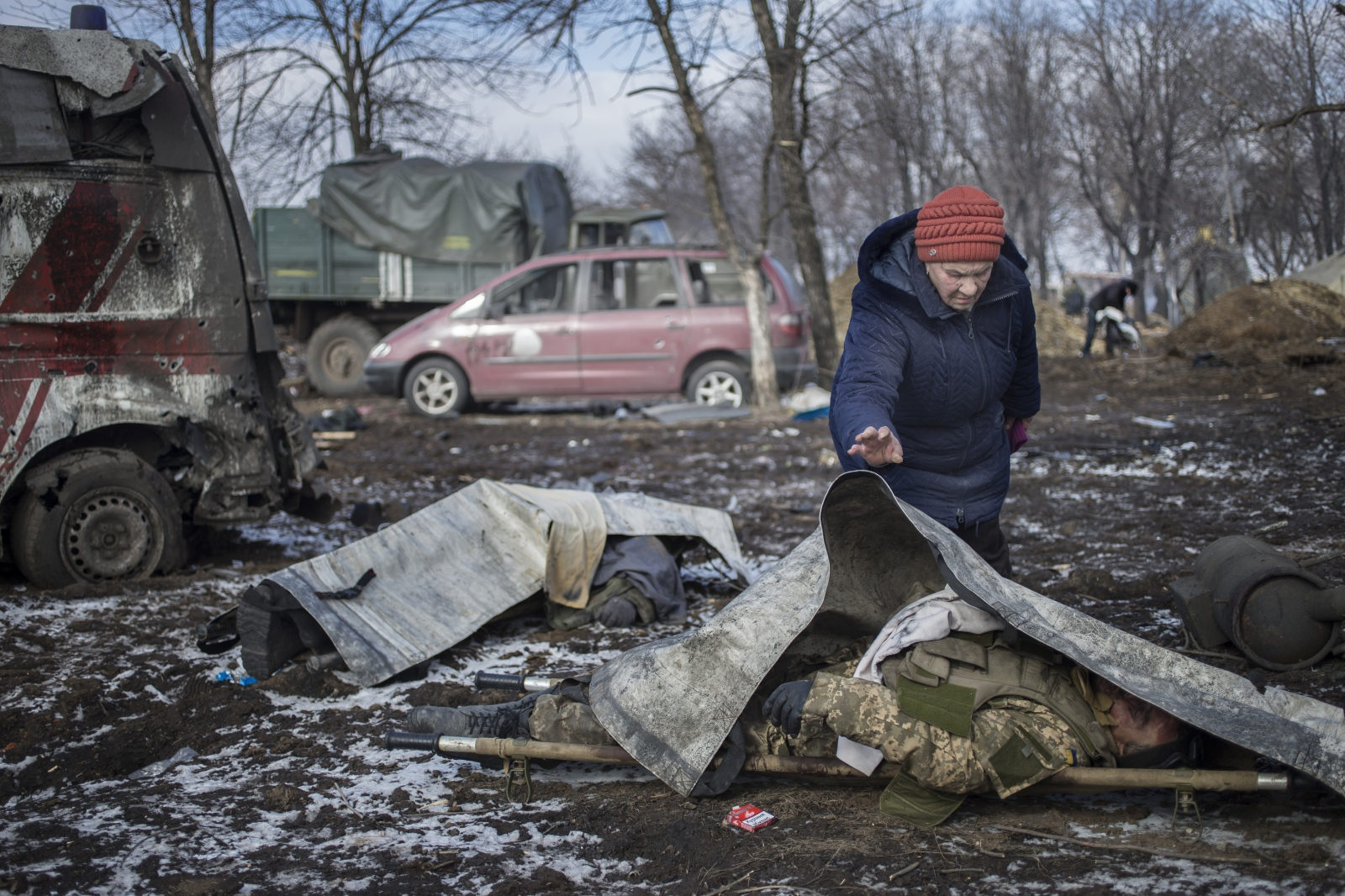 Art and Documentary Photography - Loading DmitriBeliakov-Ukraine_012.JPG