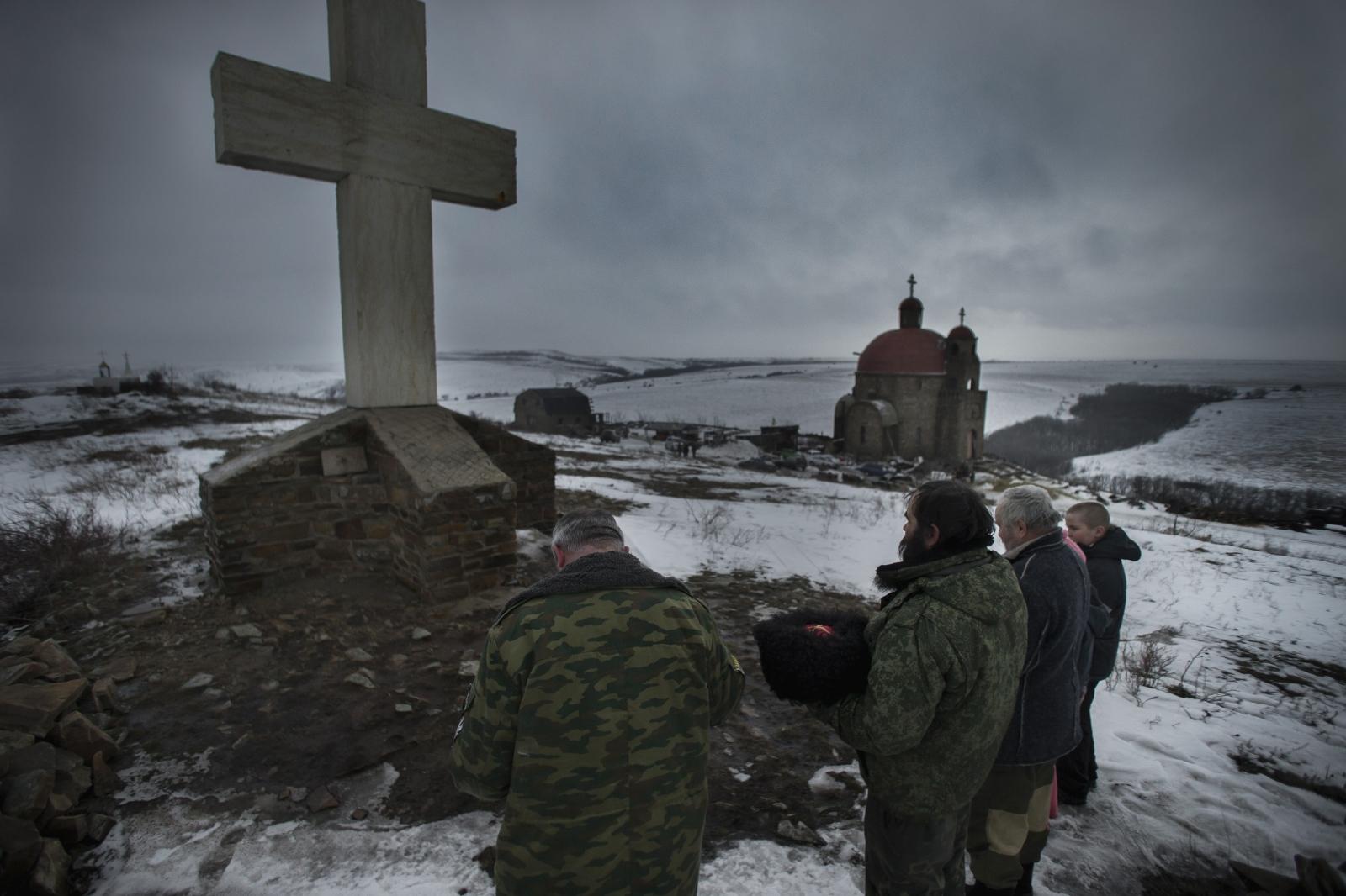 Art and Documentary Photography - Loading DmitriBeliakov-Ukraine_040.JPG