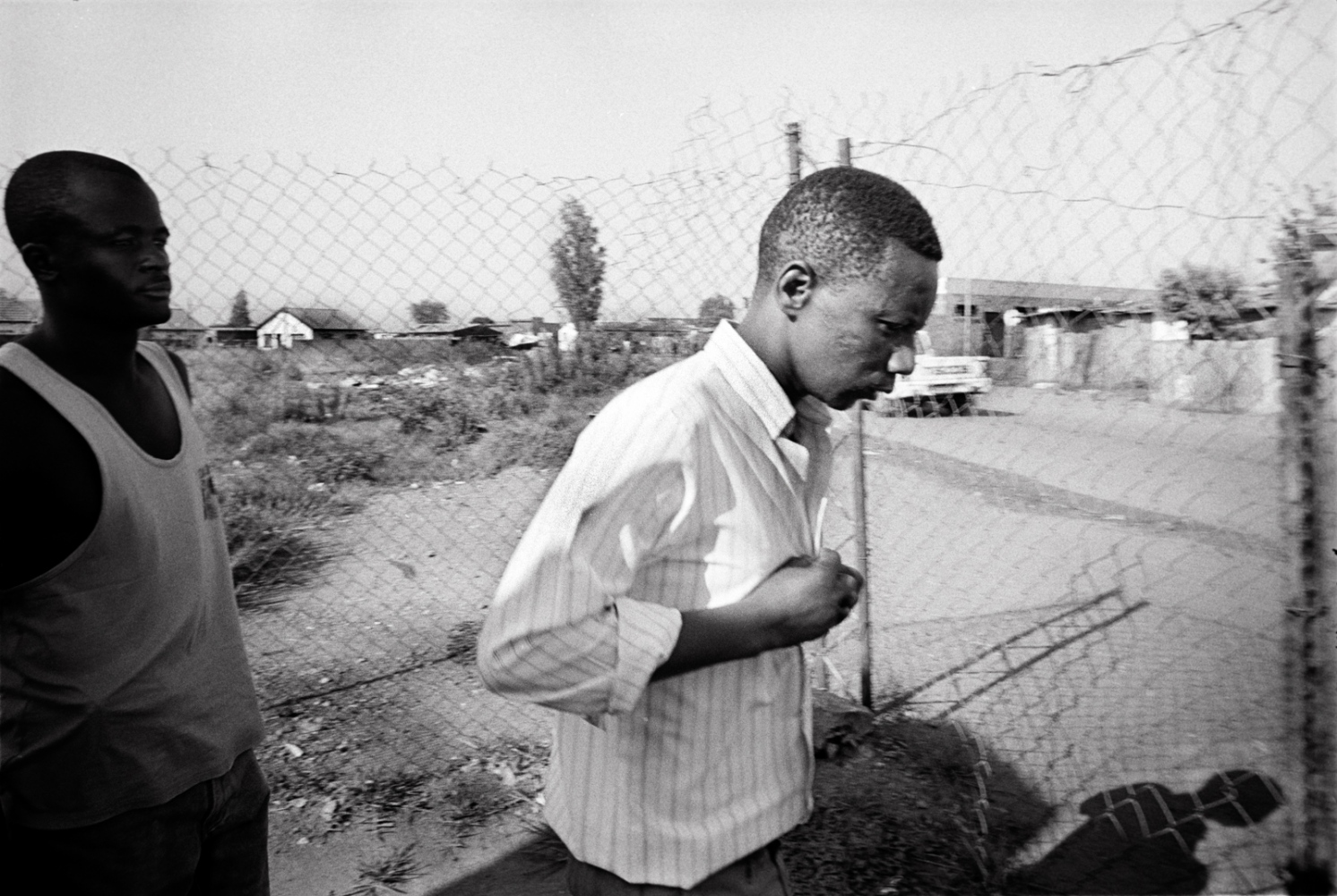 A man is arrested in Soweto for sexually assaulting his two young boys. 1998