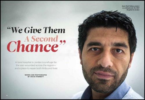 'We Give Them a Second Chance'-Readers Digest (UK)    Jordan