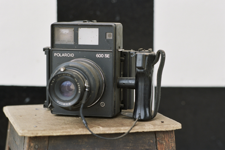 Malick Sidibe old Camera ( 2015), Mali Bamako 2015