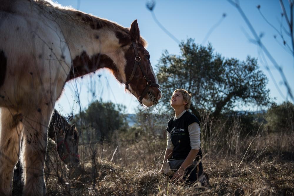 Elena and the Animals