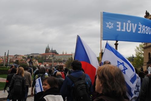 The March of the Good Will Against the Antisemitism