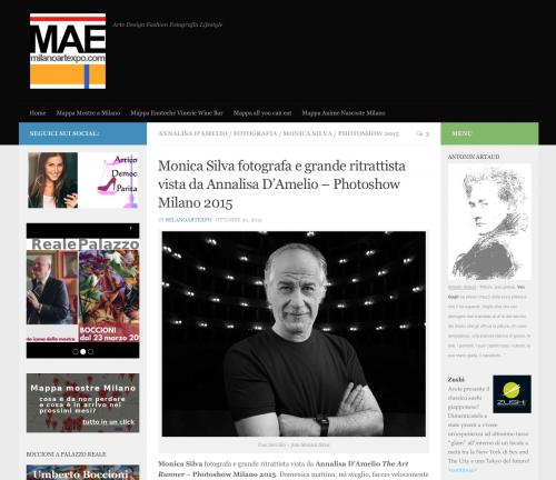 EXPO' ARTE  Italy 2015