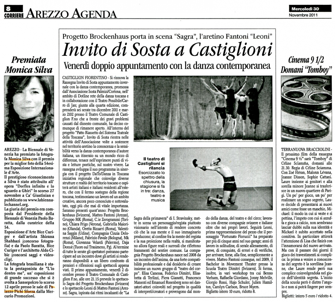Art and Documentary Photography - Loading Corriere_MonicaSilva.jpg