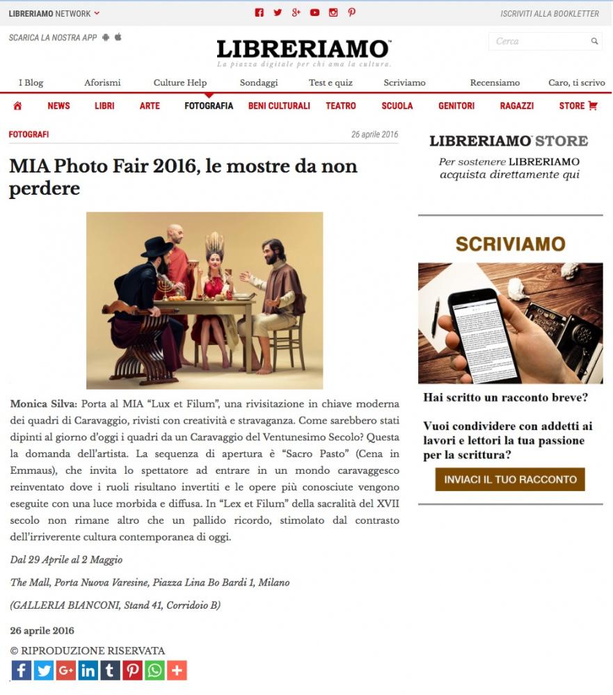 Art and Documentary Photography - Loading LIBRERIAMO.jpg