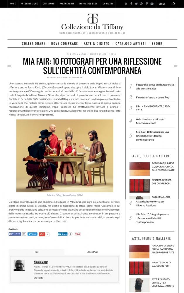 Art and Documentary Photography - Loading collezione-da-tiffany.jpg