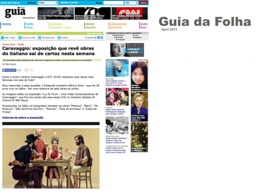 GUIA   FOLHA Brazil 2015