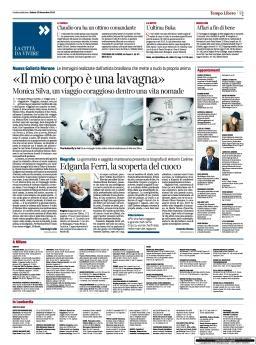 CORRIERE DELLA SERA  Italy 2012