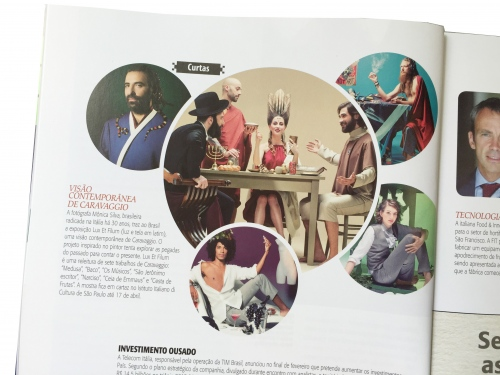 Affari Magazine  - Brazil 2015
