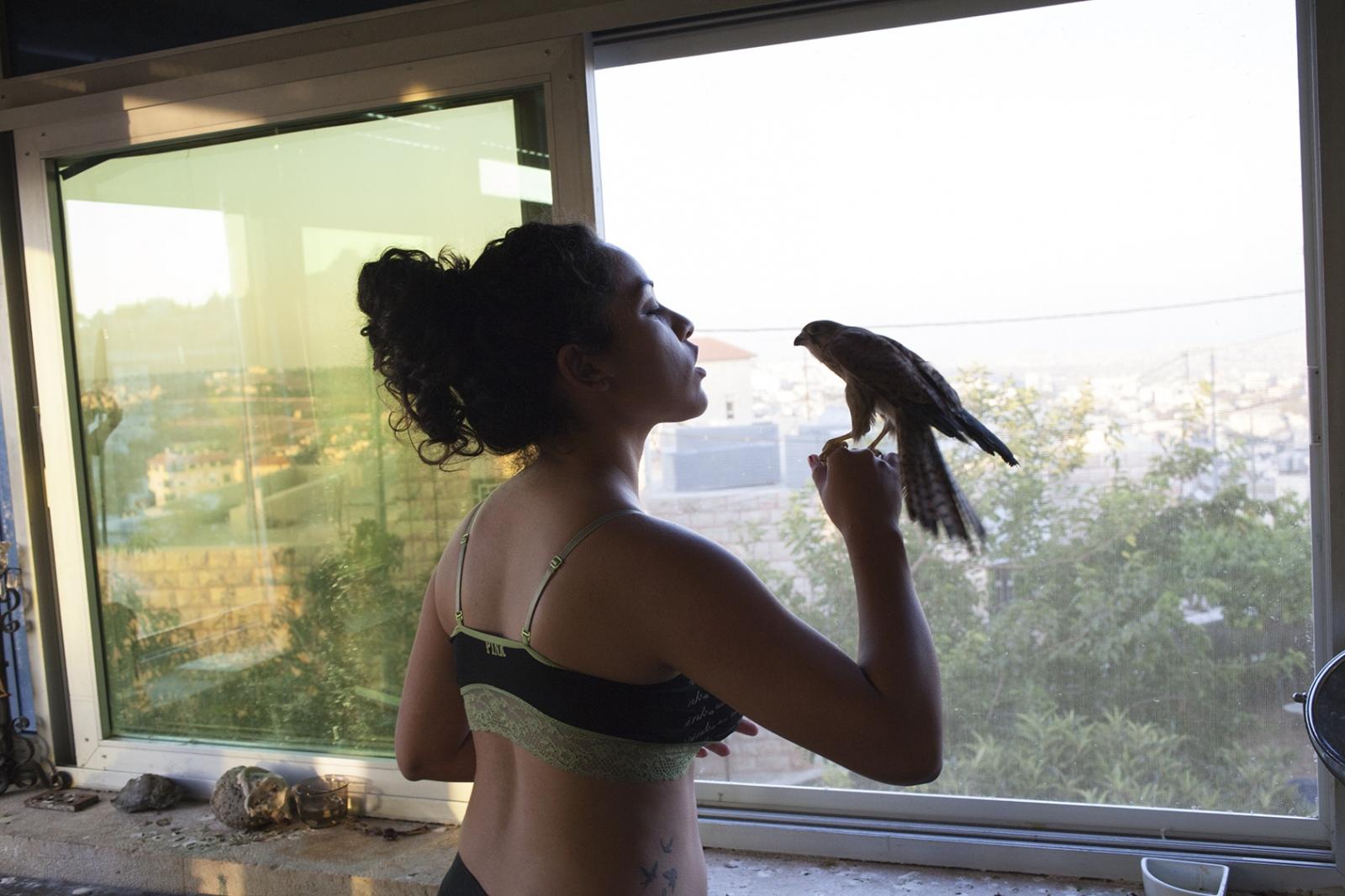 Art and Documentary Photography - Loading Birdgirl.jpg