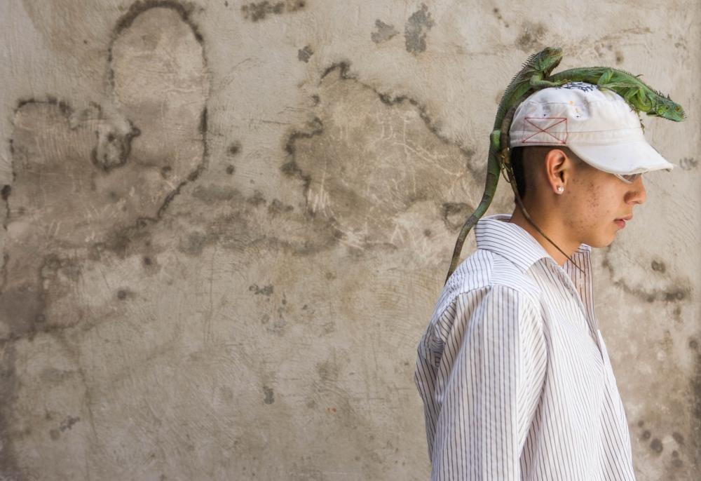 · Bryan, Diana´s oldest son is nineteen years old and has recently graduated from high school. He used to play jai alai, show off his pets, specially his bitbull and play reggaeton at full volume. July 5th, 2009. // ·Bryan, hijo mayor de Diana, tiene diecinueve años y está recién graduado de la prepa. Solía jugar frontón, presumir sus mascotas y escuchar reggaeton a todo volumen . 5 de julio, 2009