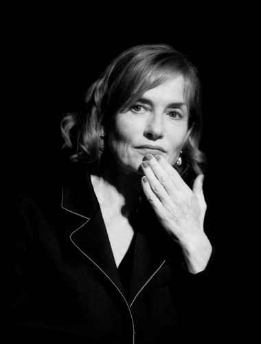 Isabelle Huppert  - Actress