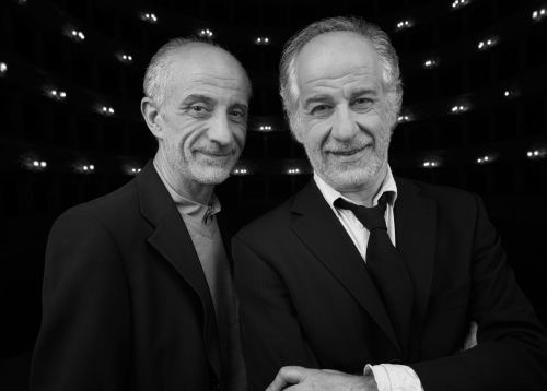 Toni Servillo  and  Beppe Servillo  - Actor / Musician