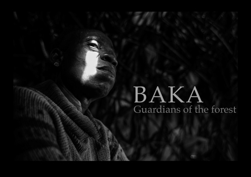 Baka. Guardians of the forest.