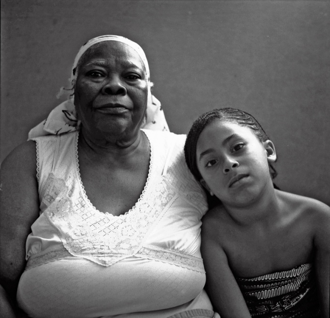 Art and Documentary Photography - Loading grandmother and granddaughter copy.jpg