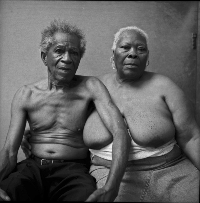 Art and Documentary Photography - Loading portrait of old couple copy.jpg